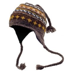 Czapki męskie: CHILLOUTS Czapka zimowa Sherpa Hat SH36 – CHI-3235