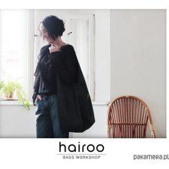 Short Boogi Bag grafitowa / torebka hobo / boho. Szare torebki klasyczne damskie Pakamera. Za 185,00 zł.