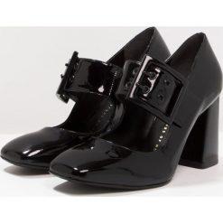 Buty ślubne damskie: Bronx Czółenka black