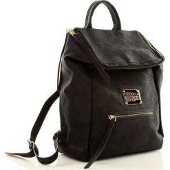 Plecaki damskie: NOBO Funkcjonalny plecak A4 czarny