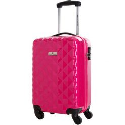 Walizki: Walizka w kolorze różowym – 36 l