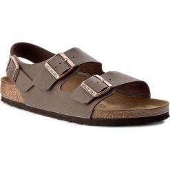 Sandały męskie: Sandały BIRKENSTOCK – Milano Bs 0634501 Mocca
