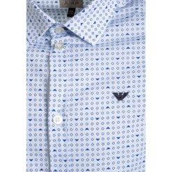 Koszule chłopięce: Armani Junior CAMICIA Koszula azzurro
