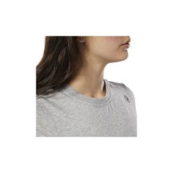 T-shirty z krótkim rękawem Reebok Sport  Koszulka Elements. Szare bluzki sportowe damskie Reebok Sport, xxs, z krótkim rękawem. Za 89,95 zł.