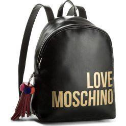 Plecaki damskie: Plecak LOVE MOSCHINO – JC4312PP05KQ0000  Nero