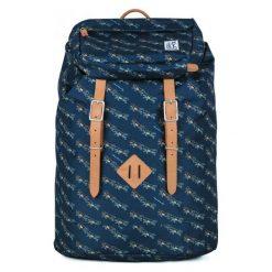 Plecaki męskie: The Pack Society Unisex Plecak Ciemnoniebieski
