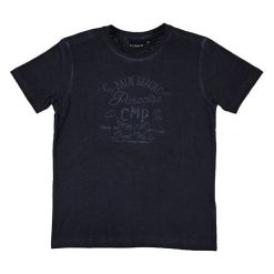 Odzież chłopięca: Koszulka w kolorze granatowym