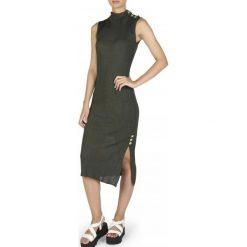 Guess Sukienka Damska S Zielony. Czarne sukienki z falbanami marki Fille Du Couturier. W wyprzedaży za 489,00 zł.