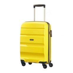 Walizki: American Tourister BonAir Strict S 85A06001 (żółty)