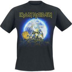 Iron Maiden After Death T-Shirt czarny. Czarne t-shirty męskie z nadrukiem Iron Maiden, s, z okrągłym kołnierzem. Za 74,90 zł.