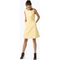 Sukienki hiszpanki: Comma – Sukienka damska, żółty