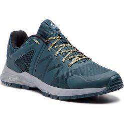 Buty Reebok - Astroride Trail CN6240 Blue Hills/Gold/Black. Zielone buty do biegania męskie marki Reebok, z materiału. Za 249,00 zł.