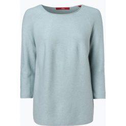 Swetry damskie: s.Oliver Casual - Sweter damski, zielony