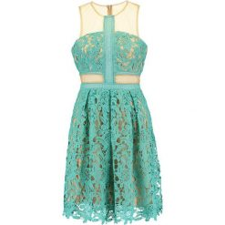 Sukienki hiszpanki: Glamorous Sukienka koktajlowa mint