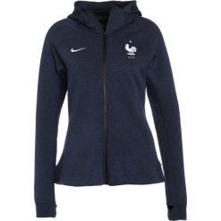 Nike Performance FFF FRANKREICH HOODIE Koszulka reprezentacji obsidianheather. Niebieskie bluzki sportowe damskie marki Nike Performance, xl, z bawełny. W wyprzedaży za 407,20 zł.