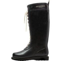 Ilse Jacobsen Kalosze black. Brązowe buty zimowe damskie marki Alma en Pena, z materiału, na obcasie. Za 529,00 zł.