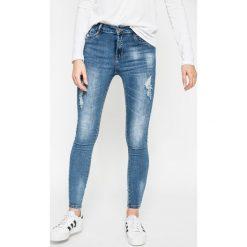 Haily's - Jeansy. Niebieskie jeansy damskie rurki Haily's. W wyprzedaży za 99,90 zł.
