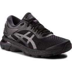 Buty ASICS - Gel-Kayano 25 1012A026  Black/Black 002. Czarne buty do biegania damskie marki Asics, z materiału, asics gel kayano. W wyprzedaży za 529,00 zł.