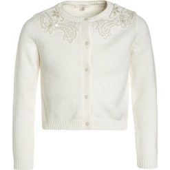 Mint&berry girls Kardigan soft white. Białe swetry chłopięce mint&berry girls, z bawełny. W wyprzedaży za 127,20 zł.