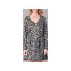 Sukienki krótkie Kaporal  VERA. Szare sukienki mini Kaporal, m, z krótkim rękawem. Za 231,20 zł.
