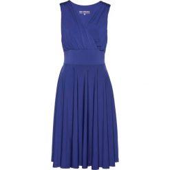 Sukienki: Sukienka shirtowa bonprix szafirowy