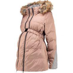 Płaszcze damskie pastelowe: bellybutton JACKET 1/1 SLEEVES HOOD Płaszcz zimowy brownie