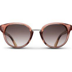 """Okulary przeciwsłoneczne damskie: Okulary przeciwsłoneczne """"Peach Nicki"""" w kolorze brązowym"""