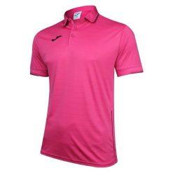 Joma sport Koszulka polo męska Torneo różowa r. S (100150.501). Białe koszulki polo marki Adidas, l, z jersey, do piłki nożnej. Za 60,75 zł.