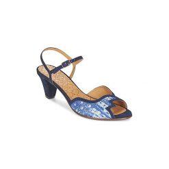 Sandały Chie Mihara  WAYA. Niebieskie sandały damskie Chie Mihara. Za 863,20 zł.