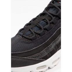 Tenisówki męskie: Nike Sportswear AIR MAX 95 PREMIUM SE Tenisówki i Trampki black/white/team orange