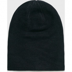 Barts - Czapka. Czarne czapki zimowe męskie marki Barts, na zimę, z dzianiny. Za 89,90 zł.