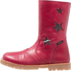 Hip Śniegowce fucsia. Brązowe buty zimowe damskie marki Hip. W wyprzedaży za 335,20 zł.