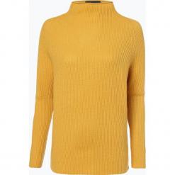 Princess GOES HOLLYWOOD - Sweter damski z dodatkiem kaszmiru, żółty. Żółte swetry klasyczne damskie Princess goes Hollywood, l, z kaszmiru. Za 799,95 zł.