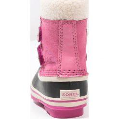 Buty: Sorel 1964 PAC  Śniegowce tropic pink