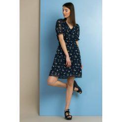 Sukienki: Romantyczna sukienka w kwiaty