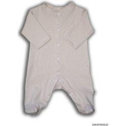 Śpiochy niemowlęce: Pajacyk ROSE/ GOTS