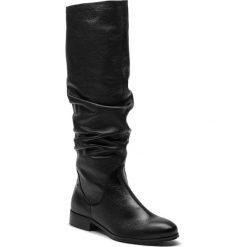 Kozaki MACIEJKA - 03848-01/00-6 Czarny. Czarne buty zimowe damskie marki Maciejka, z materiału. W wyprzedaży za 319,00 zł.