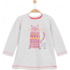 Sukienki niemowlęce: Sukienka delikatnie taliowana dla niemowlaka