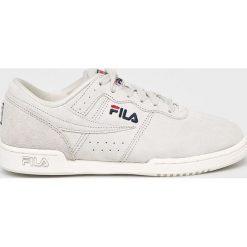 Fila - Buty Original Fitness S Low. Szare buty do fitnessu damskie marki adidas Originals, z gumy. W wyprzedaży za 299,90 zł.