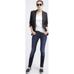 GStar LYNN MID SKINNY  Jeans Skinny Fit slander blue superst. Szare jeansy damskie marki G-Star. Za 559,00 zł.