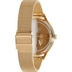Armani Exchange Zegarek goldcoloured. Żółte, analogowe zegarki męskie Armani Exchange. Za 799,00 zł.