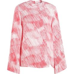 Bluzki asymetryczne: 2nd Day RANGE PRINTED BLOUSE Bluzka poppy red