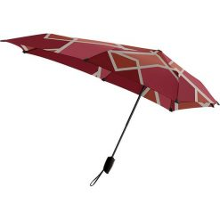 """Parasole: Parasol """"Automatic"""" w kolorze brązowoczerwonym – 91 x 91 cm"""
