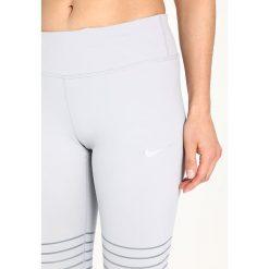 Nike Performance POWER FLASH EPIC LUX Legginsy wolf grey/reflective silver. Szare legginsy marki Nike Performance, xl, z elastanu. W wyprzedaży za 359,20 zł.