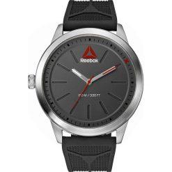 Zegarki damskie: Zegarek kwarcowy w kolorze srebrno-czarno-antracytowym