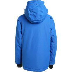 Brunotti JIPTOP  Kurtka snowboardowa cobalt. Niebieskie kurtki damskie narciarskie Brunotti, z materiału. W wyprzedaży za 377,10 zł.
