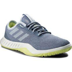 Buty adidas - CrazyTrain Lt W CG3497 Chablu/Ftwwht/Sefrye. Białe buty do biegania damskie marki Adidas, m. W wyprzedaży za 229,00 zł.