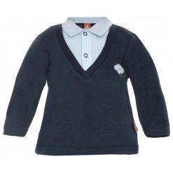 2Be3 Sweter Z Koszulką, Chłopięcy 68 Niebieski. Niebieskie swetry chłopięce 2Be3. Za 45,00 zł.