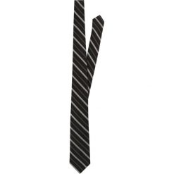 Krawaty męskie: Emporio Armani BASE TIE Krawat black