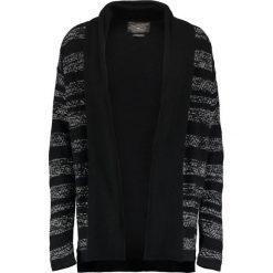 Swetry męskie: Jack & Jones JORZACHARY Kardigan black